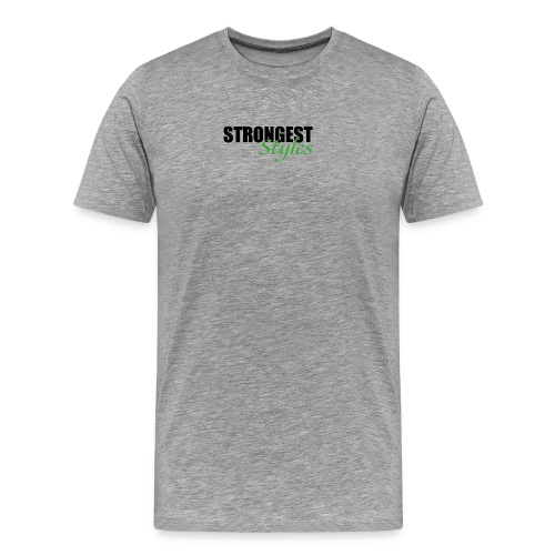 strongest styles 03 - Men's Premium T-Shirt