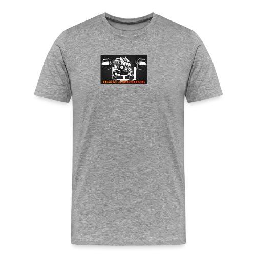 Team awesome - Men's Premium T-Shirt