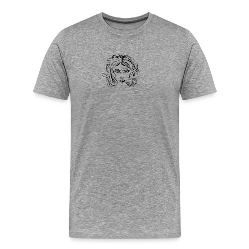The Bite - Men's Premium T-Shirt