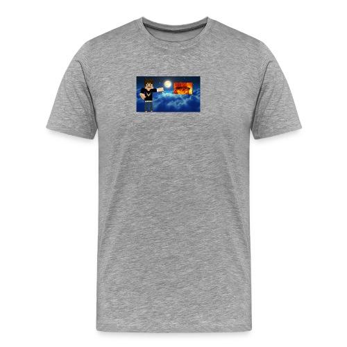 Raxer-Guy Master T-Shirt - Men's Premium T-Shirt