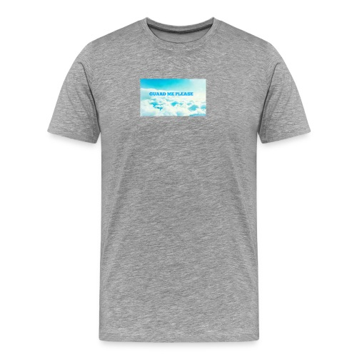 Guard Me Please - Men's Premium T-Shirt