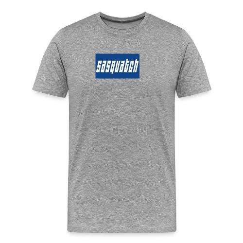 Sasquatch - Men's Premium T-Shirt