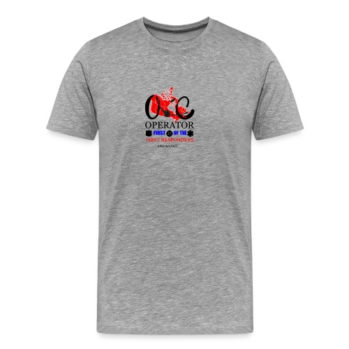 We Are OCC english - Men's Premium T-Shirt