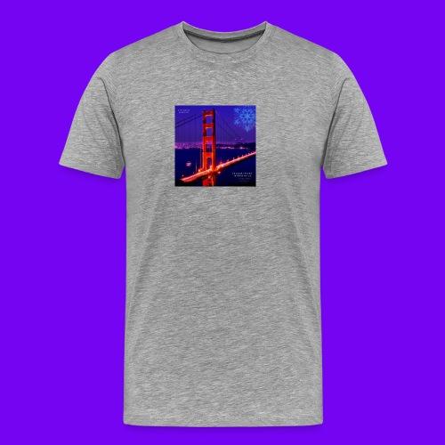 i'll alway$ remember chri$tma$ with you - Men's Premium T-Shirt