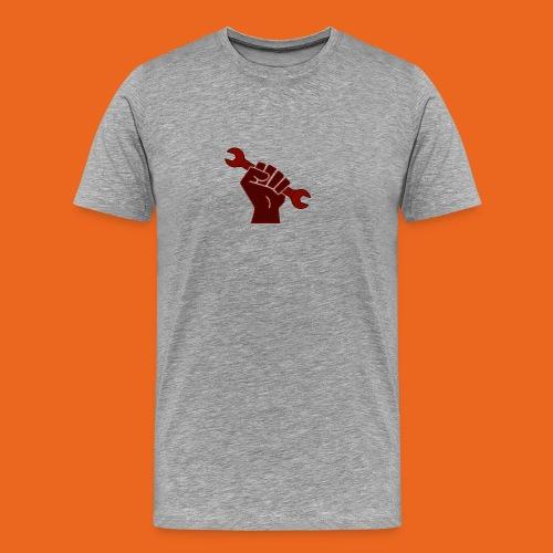 Rustbin Raider - Men's Premium T-Shirt