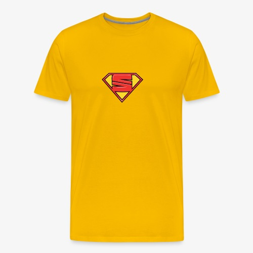 super seat - Men's Premium T-Shirt
