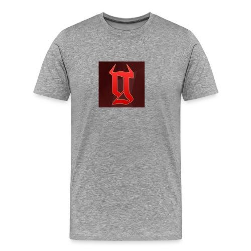 GRTs logo - Men's Premium T-Shirt