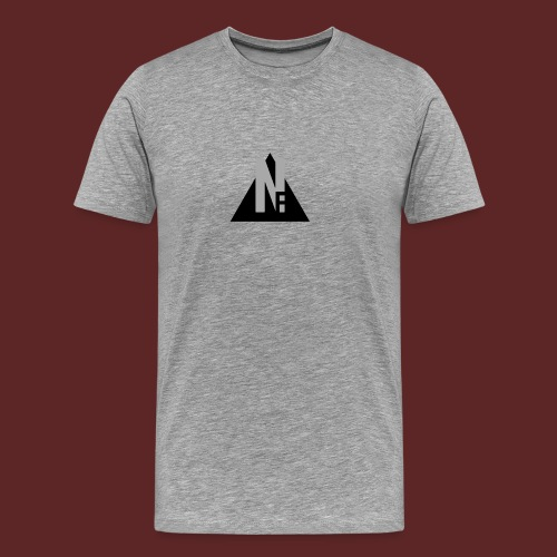 Basic NF Logo - Men's Premium T-Shirt