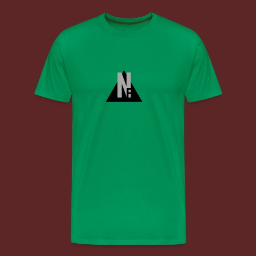 Basic NF Logo - Men's Premium T-Shirt