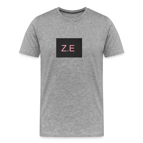 Zac Evans merch - Men's Premium T-Shirt