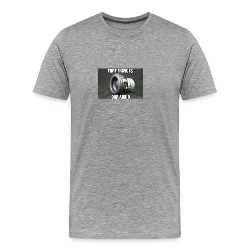 Fort Frances Car Audio - Men's Premium T-Shirt