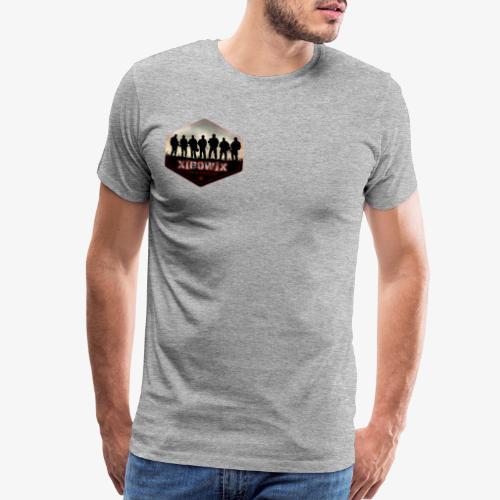Third Line BoW - Men's Premium T-Shirt