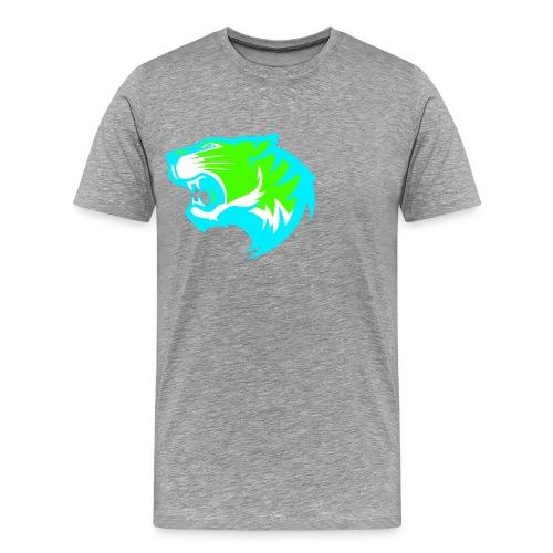 TIGER GAMING - Men's Premium T-Shirt