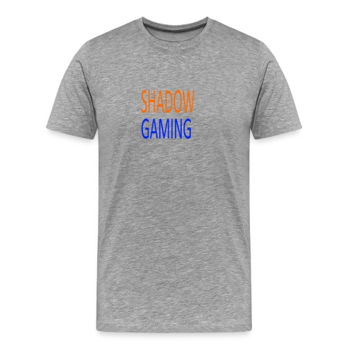 SHADOW GAMING CASE - Men's Premium T-Shirt