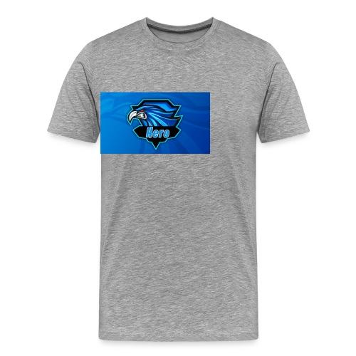 Hero Clan Logo - Men's Premium T-Shirt