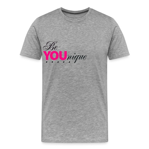 Be Unique Be You Just Be You - Men's Premium T-Shirt