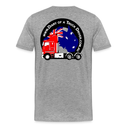 DOATD Logo - Men's Premium T-Shirt