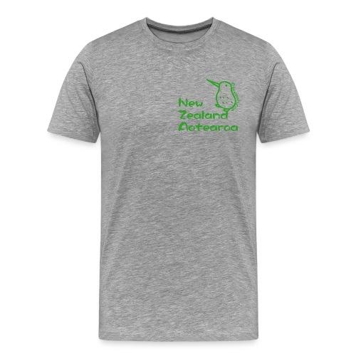 New Zealand Aotearoa - Men's Premium T-Shirt