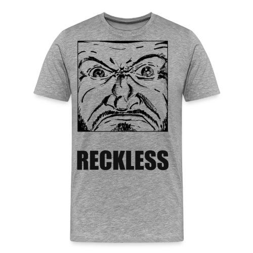reckless - Men's Premium T-Shirt