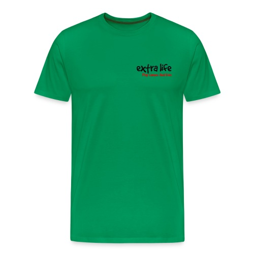 Extra Life Logo - Men's Premium T-Shirt