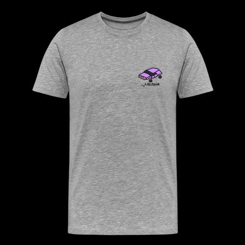 Car2 png - Men's Premium T-Shirt