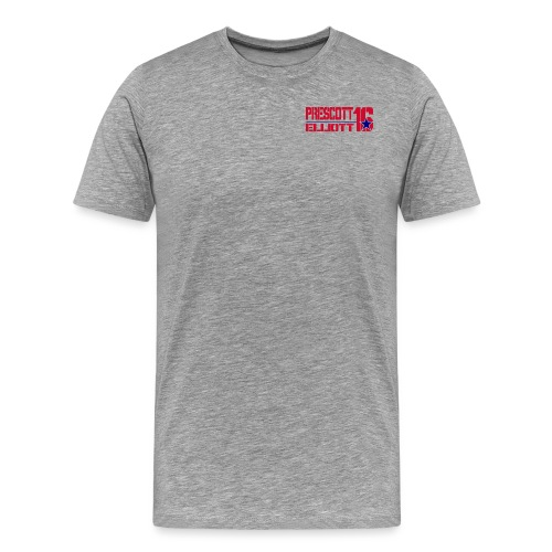 Prescott/Elliott 16 - Men's Premium T-Shirt