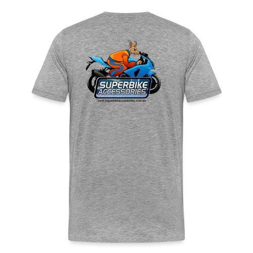 Shirt Logo Transparent - Men's Premium T-Shirt