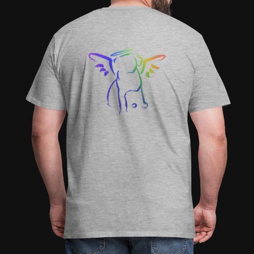Angel Pup - Men's Premium T-Shirt