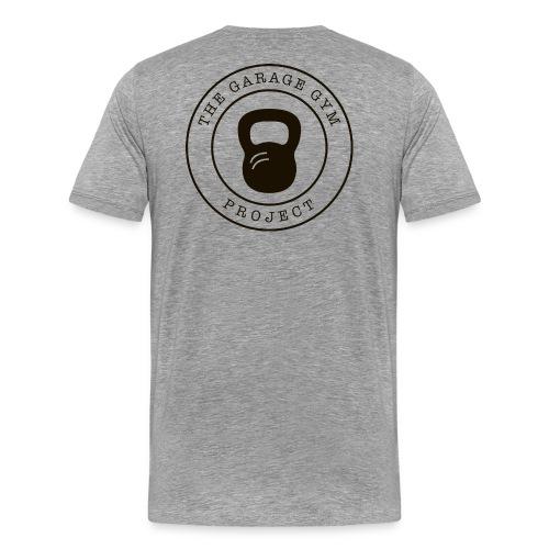 The Garage Gym Project - Men's Premium T-Shirt