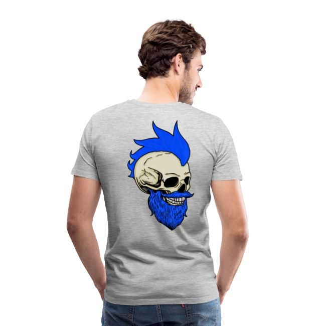 Matty Mohawk Skull