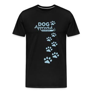 RescueDogs101 Dog Approved - Men's Premium T-Shirt