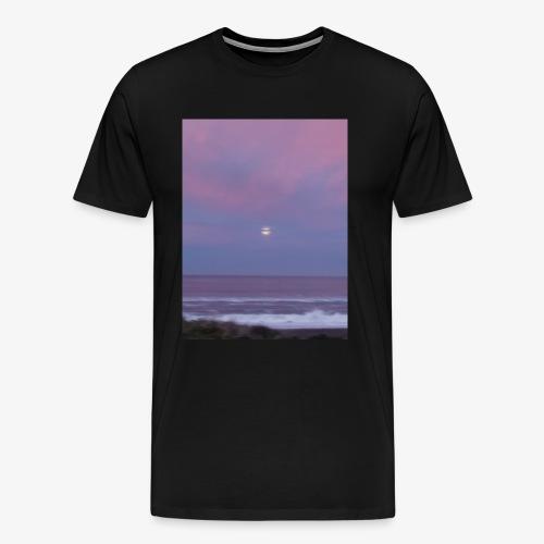 Ocean Moon set - Men's Premium T-Shirt