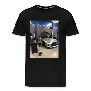 Nissan GT-R - Men's Premium T-Shirt
