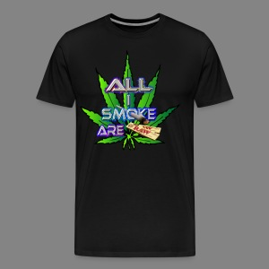 allismokearepapers - Men's Premium T-Shirt
