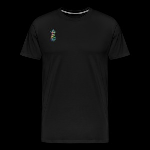 Pineapple Logo - Men's Premium T-Shirt