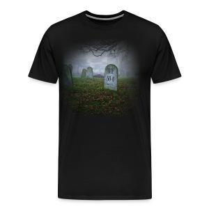 RIP 50-0 - Men's Premium T-Shirt