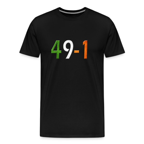 Official 49-1 - Men's Premium T-Shirt