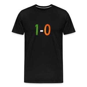 Official 1-0 - Men's Premium T-Shirt