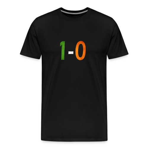 Official 1-0 - Men's Premium T-Shirt