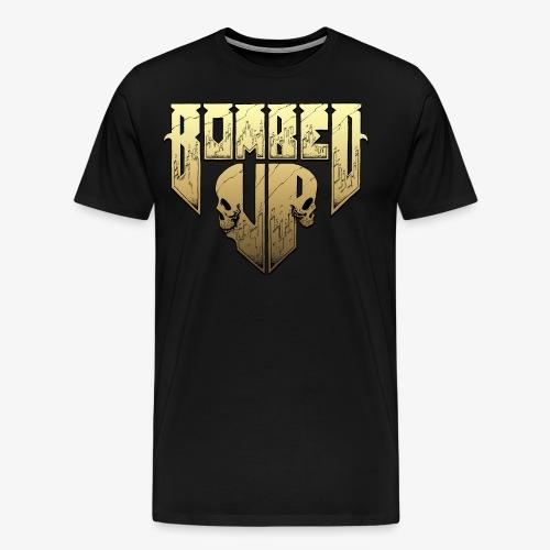 Bombed Up logo - Men's Premium T-Shirt