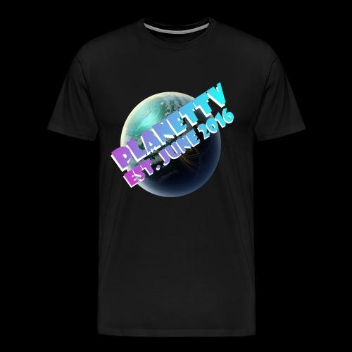 PlanetTV - Men's Premium T-Shirt