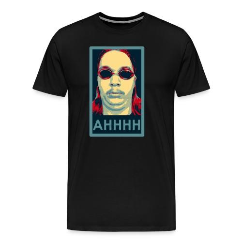 It Is Wednesday, My Dudes! AHHHHHH! - Men's Premium T-Shirt