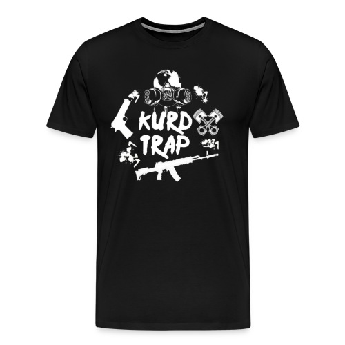 KurdTrapLogo - Men's Premium T-Shirt
