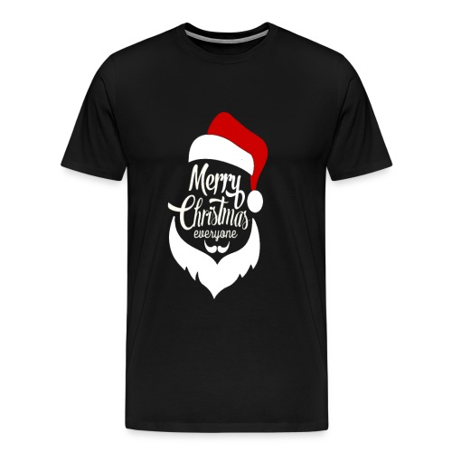 Merry Christmas Tee - Men's Premium T-Shirt