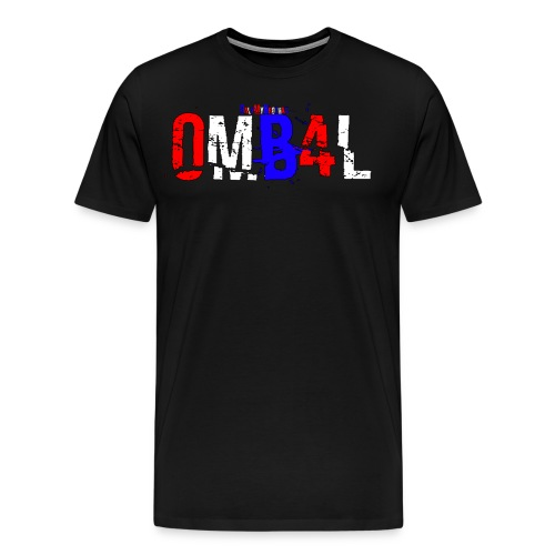 OMB flag - Men's Premium T-Shirt