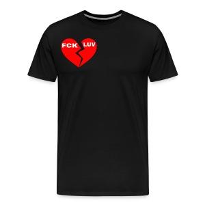 FCK LUV. - Men's Premium T-Shirt