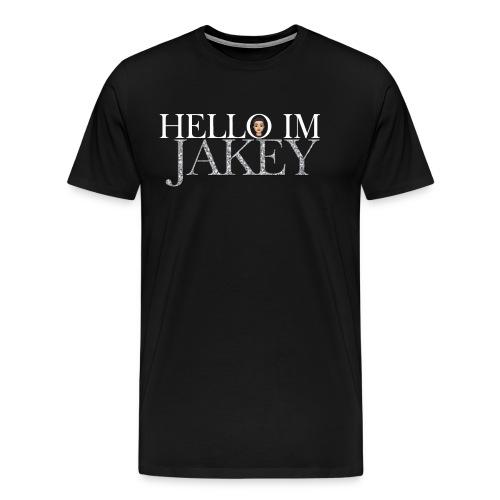 HelloImJakey - Men's Premium T-Shirt