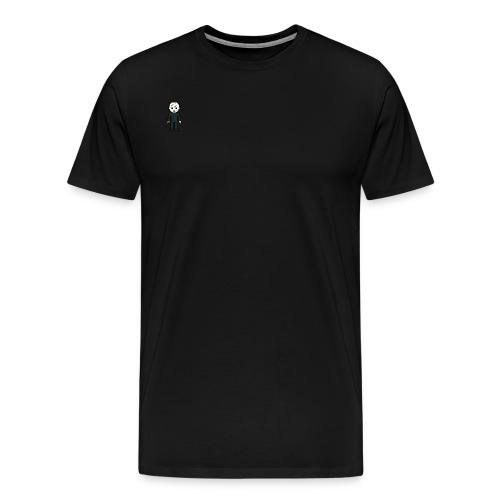 Michael Myers Pixel Art - Men's Premium T-Shirt