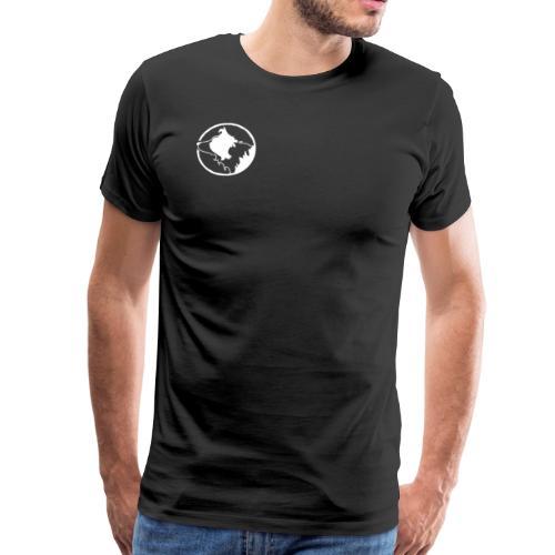 Bella (White) - Men's Premium T-Shirt