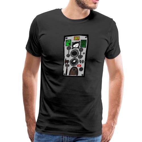 Exit - Men's Premium T-Shirt